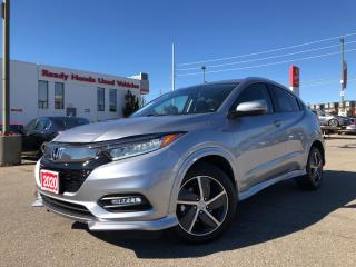 Used 2020 Honda HR-V Touring - Navi - Leather - Sunroof -  Rear Camera for sale in Mississauga, ON