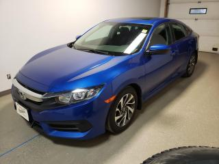 Used 2016 Honda Civic EX|Certified|Warranty|New Tires|Clean|Local for sale in Brandon, MB