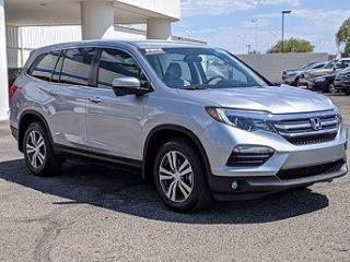 Used 2017 Honda Pilot TouringCertified|Warranty-Just Arrived| for sale in Brandon, MB