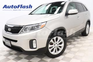 Used 2015 Kia Sorento EX AWD* CUIR/LEATHER* CAMERA* RARE!* for sale in Saint-Hubert, QC