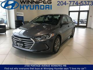 Used 2018 Hyundai Elantra GL for sale in Winnipeg, MB