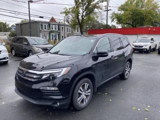 Used 2017 Honda Pilot EX-L for sale in Halifax, NS