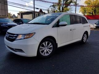 Used 2017 Honda Odyssey EX-L for sale in Halifax, NS