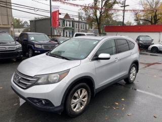 Used 2014 Honda CR-V EX-L for sale in Halifax, NS