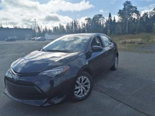 Used 2017 Toyota Corolla LE for sale in Gander, NL
