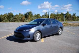Used 2017 Toyota Corolla CE for sale in Gander, NL