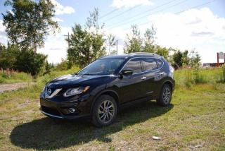 Used 2015 Nissan Rogue SL for sale in Gander, NL