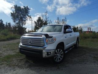 Used 2015 Toyota Tundra Limited  for sale in Gander, NL