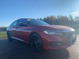 Used 2019 Honda Accord Touring for sale in Summerside, PE