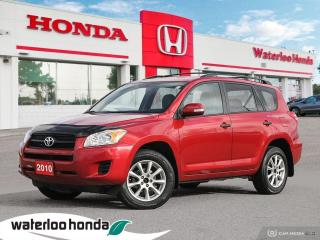 Used 2010 Toyota RAV4 BASE for sale in Waterloo, ON