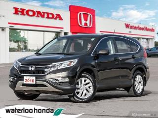 Used 2016 Honda CR-V EX for sale in Waterloo, ON