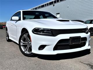 Used 2020 Dodge Charger GT|COOLING MEMORY SEATS|SUNROOF|NAVI|PARKING SENSORS! for sale in Brampton, ON
