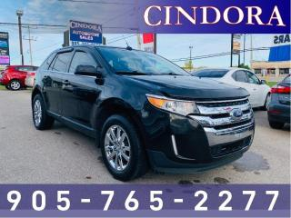 Used 2013 Ford Edge Limited, AWD, NAV, PANO ROOF for sale in Caledonia, ON