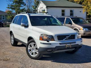 Used 2008 Volvo XC90 No Accidents AWD V8 7-Seat Navi Sunroof  Leather Power Seats for sale in Sutton, ON