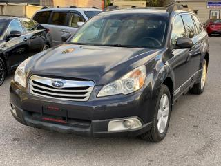 Used 2011 Subaru Outback 4dr Wgn H4 Auto 2.5i Limited Pwr Moon for sale in Scarborough, ON