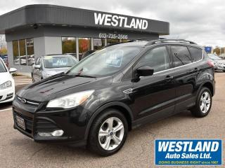Used 2013 Ford Escape SE AWD for sale in Pembroke, ON