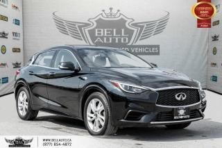 Used 2017 Infiniti QX30 NO ACCIDENT, REAR CAM, PARK ASST, BLUETOOTH for sale in Toronto, ON