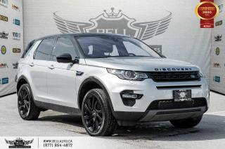 Used 2017 Land Rover Discovery Sport HSE, AWD, 7 PASS, NAVI, REAR CAM, COOLED SEAT for sale in Toronto, ON