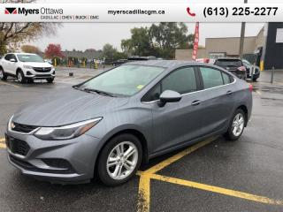 Used 2018 Chevrolet Cruze LT  LT, 1.6 DIESEL, REMOTE START, HTD SEATS, REAR CAMERA for sale in Ottawa, ON