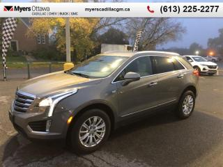 Used 2018 Cadillac XT5 Base AWD  AWD, LEATHER, BOSES , REMOTE START, PARK ASSIST for sale in Ottawa, ON