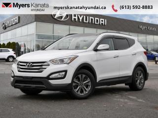 Used 2016 Hyundai Santa Fe Sport 2.4 Luxury  - $118 B/W for sale in Kanata, ON