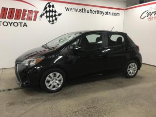 Used 2017 Toyota Yaris 5dr HB Auto LE for sale in St-Hubert, QC