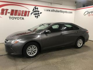 Used 2017 Toyota Camry I4 Auto LE, MAGS for sale in St-Hubert, QC