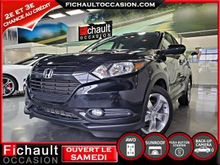 Used 2017 Honda HR-V EX AWD for sale in Châteauguay, QC