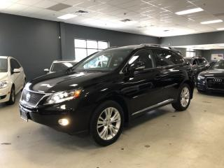 Used 2012 Lexus RX 450h ULTRA PREMIUM*NAVIGATION*REAR VIEW CAMERA*HEADS-UP for sale in North York, ON