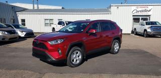 New 2021 Toyota RAV4 Hybrid XLE AWD RAV4 HYBRID XLE for sale in Port Hawkesbury, NS