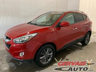 Used 2014 Hyundai Tucson GLS AWD Toit Panoramique Cuir/Tissus Mags *Traction intégrale* for sale in Trois-Rivières, QC