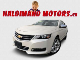 Used 2014 Chevrolet Impala LTZ 2WD for sale in Cayuga, ON