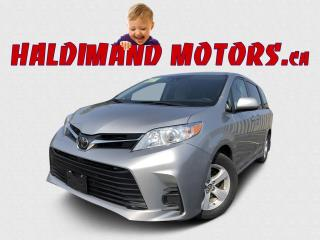 Used 2018 Toyota Sienna LE 2WD for sale in Cayuga, ON