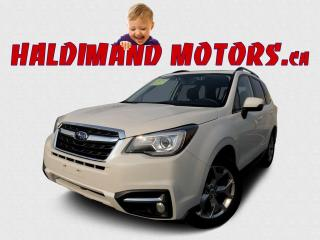 Used 2018 Subaru Forester LIMITED AWD for sale in Cayuga, ON