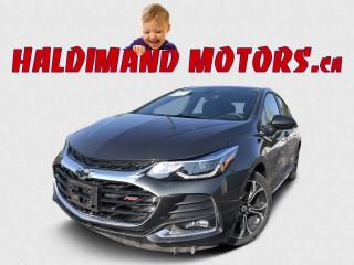 Used 2019 Chevrolet Cruze LT RS HATCHBACK 2WD for sale in Cayuga, ON