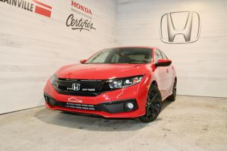 Used 2019 Honda Civic Sport 4 Portes for sale in Blainville, QC