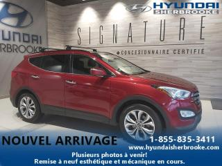 Used 2015 Hyundai Santa Fe SE 2.0T+AWD+CUIR+TOIT PANORAMIQUE+CAMERA for sale in Sherbrooke, QC