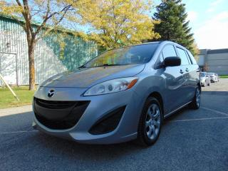 Used 2012 Mazda MAZDA5 ********FINANCEMENT FACILE ET RAPIDE**** for sale in St-Eustache, QC