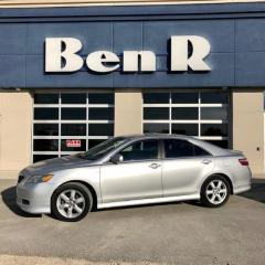 Used 2009 Toyota Camry SE for sale in Steinbach, MB