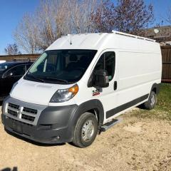Used 2014 RAM ProMaster for sale in Steinbach, MB