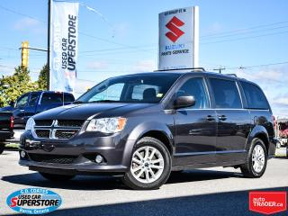 Used 2019 Dodge Grand Caravan SXT Premium Plus ~Nav ~Backup Camera ~Stow 'N Go for sale in Barrie, ON
