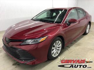 Used 2018 Toyota Camry LE Mags Caméra Bluetooth *Bas Kilométrage* for sale in Shawinigan, QC