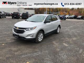 Used 2018 Chevrolet Equinox LS for sale in Orleans, ON