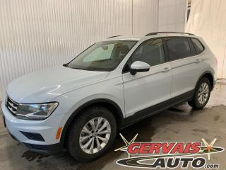 Used 2019 Volkswagen Tiguan Trendline 4Motion AWD Caméra Bluetooth Mags for sale in Shawinigan, QC