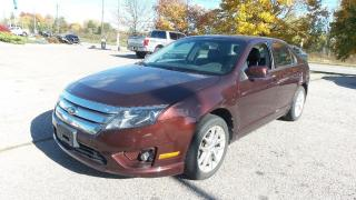 Used 2012 Ford Fusion SEL for sale in New Hamburg, ON
