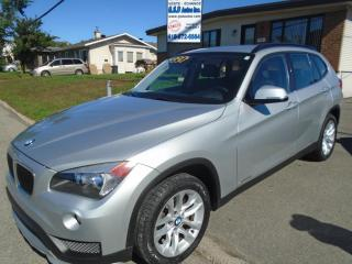 Used 2015 BMW X1 xDrive28i for sale in Ancienne Lorette, QC