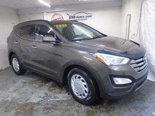 Used 2014 Hyundai Santa Fe SPORT PREMIUM for sale in Ancienne Lorette, QC