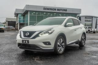 Used 2016 Nissan Murano ABYSS (BLACK) for sale in Thunder Bay, ON