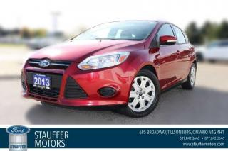 Used 2013 Ford Focus SE for sale in Tillsonburg, ON