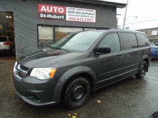 Used 2012 Dodge Caravan SXT for sale in St-Hubert, QC